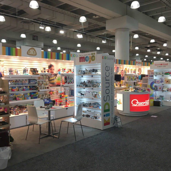 North American International Toy Fair 2018 – Stand – The Beau James Group