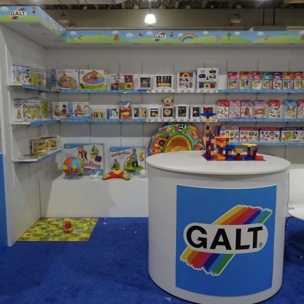 Galt Toys – American International Toy Fair 2019 à New York, NY